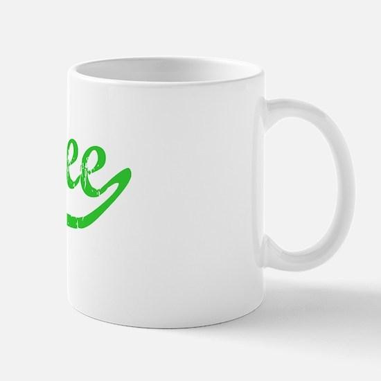 Bailee Vintage (Green) Mug