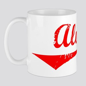 Alva Vintage (Red) Mug
