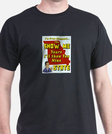 The Show Me State #2 T-Shirt