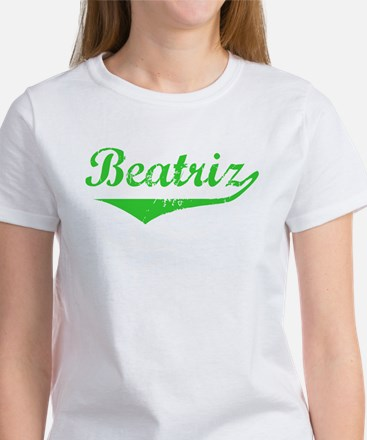 Beatriz Vintage (Green) Women's T-Shirt