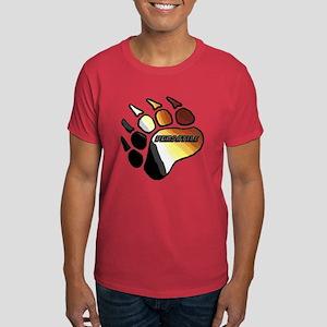 BEAR PRIDE PAW/VERSATILE Dark T-Shirt
