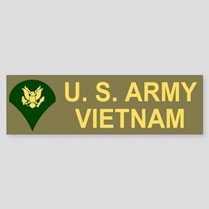 USARV Spec 4<BR> Bumper Sticker