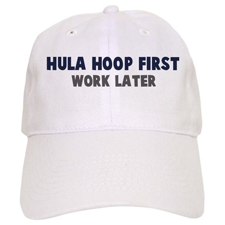 Hula Hoop First Cap