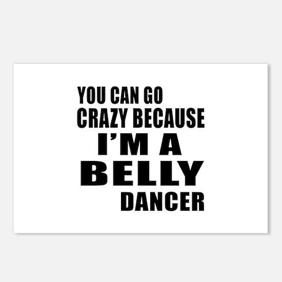 I Am Belly Dancer Postcards (Package of 8)