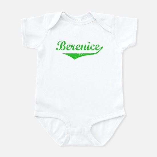 Berenice Vintage (Green) Infant Bodysuit