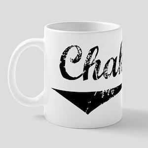 Chaka Vintage (Black) Mug