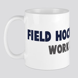 Field Hockey First Mug