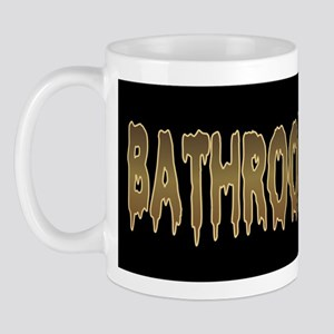 Bathroom Bandit Mug