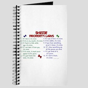 Sheltie Property Laws 2 Journal