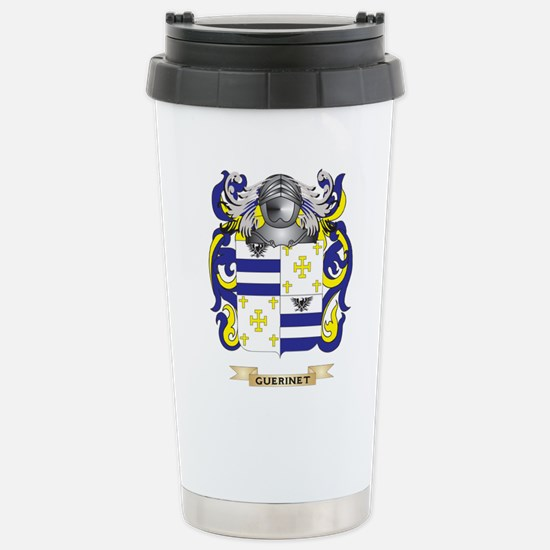 Guerinet Coat of Arms (Family Crest) Mugs