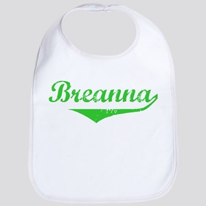 Breanna Vintage (Green) Bib