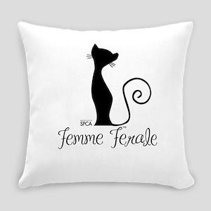 Femme Ferale Everyday Pillow