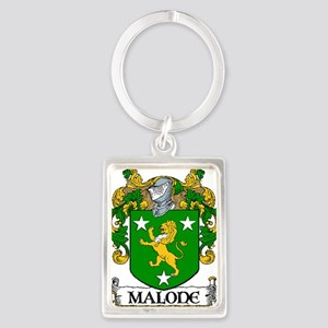Malone Coat of Arms Keychains