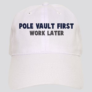 Pole Vault First Cap