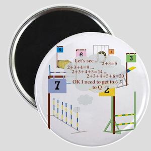 Snooker Math Magnet