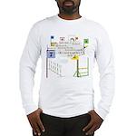 Snooker Math Long Sleeve T-Shirt