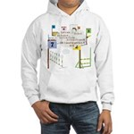 Snooker Math Hooded Sweatshirt
