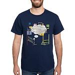 Snooker Math Dark T-Shirt