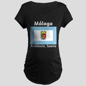 Malaga Provins Maternity T-Shirt
