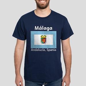 Malaga (P) DS Dark T-Shirt