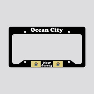 Ocean City NJ - LPF License Plate Holder