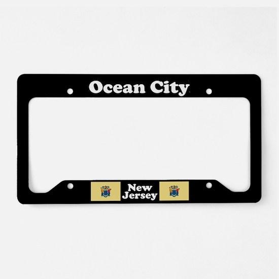 Ocean City NJ - LPF License Plate Holder