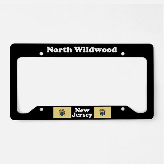 North Wildwood NJ - LPF License Plate Holder
