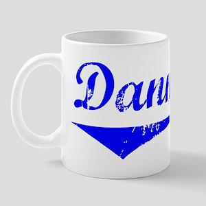 Danna Vintage (Blue) Mug