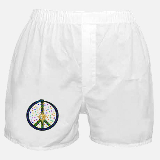 Solstice Peace Boxer Shorts