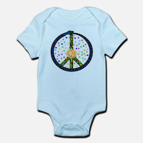 Solstice Peace Infant Bodysuit