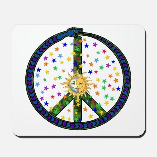 Solstice Peace Mousepad