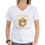 Wee Hamish Loves Moo! T-Shirt