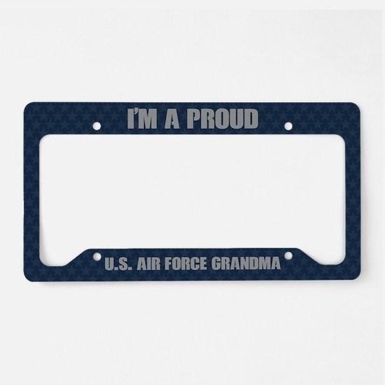 U.S. Air Force Grandma License Plate Holder