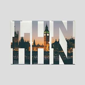 London england city – Typo Magnets