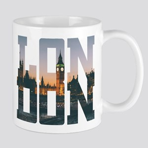 London england city – Typo Mugs
