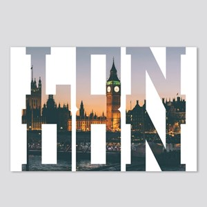London england city – Typ Postcards (Package of 8)