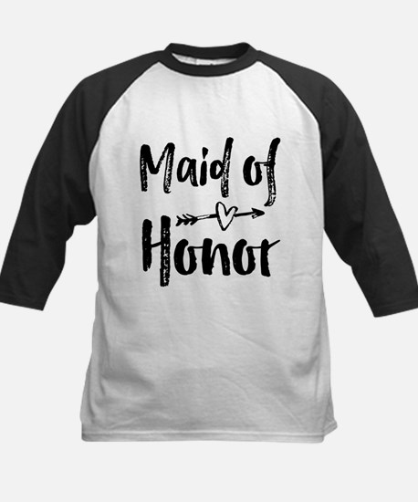 Maid of Honor Baseball Jersey