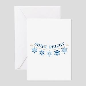 Shine Bright Greeting Cards