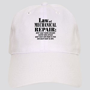 Law of Mechanical Repair: Cap