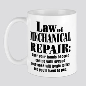 Law of Mechanical Repair: Mug