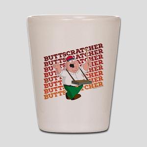 Family Guy Buttscratcher Shot Glass