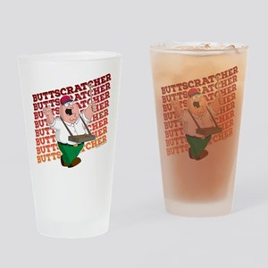 Family Guy Buttscratcher Drinking Glass