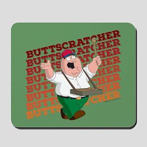 Family Guy Buttscratcher Mousepad
