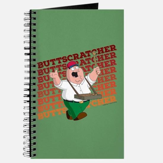 Family Guy Buttscratcher Journal
