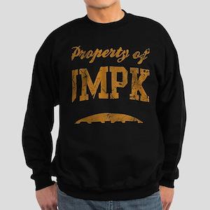 Pumpkin Spice Drinking Team Hall Sweatshirt (dark)