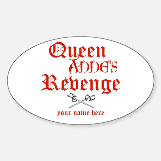 Queen Annes Revenge Decal