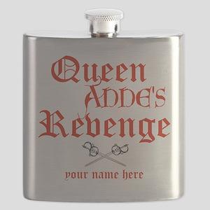 Queen Annes Revenge Flask