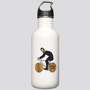 Abraham Lincoln On A B Stainless Water Bottle 1.0L