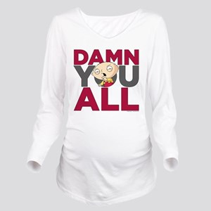 Family Guy Damn You Long Sleeve Maternity T-Shirt