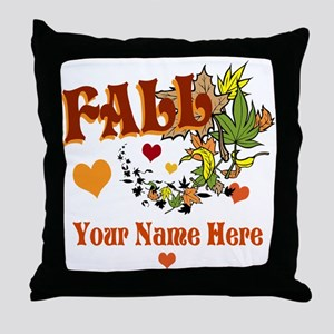 Fall Gifts Throw Pillow